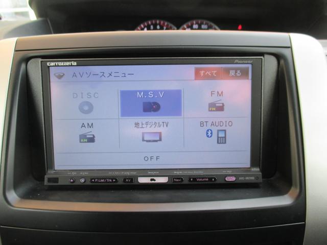 トヨタ ノア Si 4WD 社外HDDナビ キーフリー