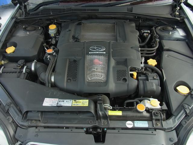 スバル レガシィツーリングワゴン 2.0GTスペックB HDDナビTV 夏冬タイヤ付 TRC