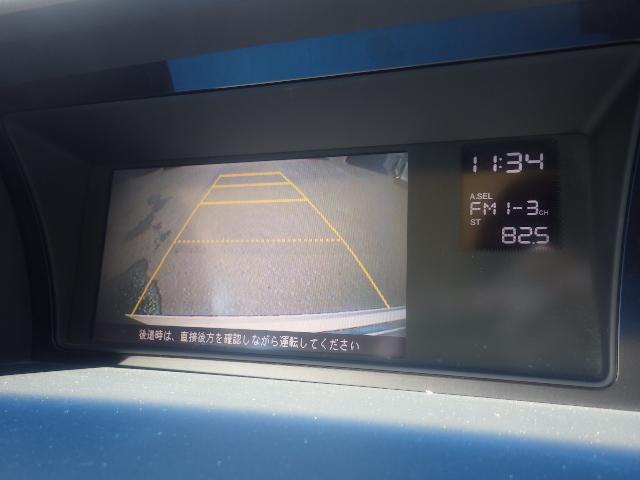 ホンダ エリシオン VG 純正HDDインターナビ ウィンカーミラー DVD再生