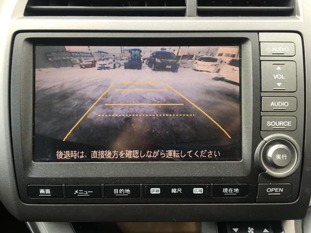ホンダ ストリーム RSZ 純正HDDインターナビ バックカメラ CD録音