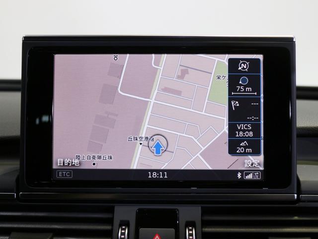 アウディ アウディ A6アバント 2.0TFSIクワトロ アシスタンスPKG 全方位カメラ