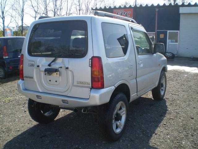 XC AT 切替式4WD ICターボ ドアバイザー キーレス(11枚目)