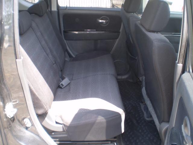 スズキ ワゴンR スティングレーX AT 4WD ベンチシート ドアバイザー