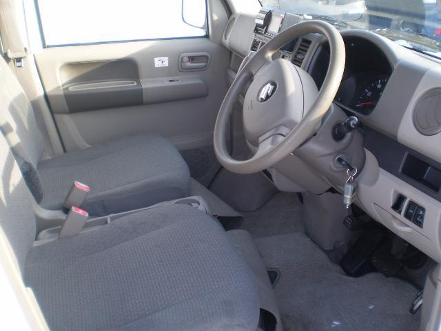 車椅子移動車 切替式4WD 福祉車両 スローパー(16枚目)