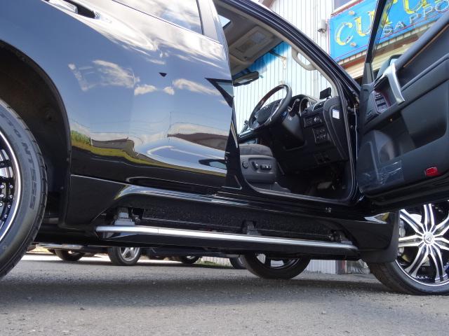 トヨタ ランドクルーザープラド TZ-G 純正ナビ黒革 サンルーフ ウイングデッキ 22AW