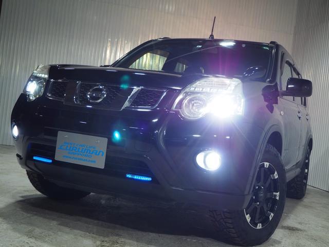 20X 4WD R/Tタイヤ AME16Inchアルミ メモリーナビ 地デジTV バックモニター ETC インテリジェントキー HID 全席シートヒーター カブロンシート(8枚目)