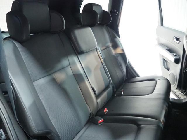 20X 4WD R/Tタイヤ AME16Inchアルミ メモリーナビ 地デジTV バックモニター ETC インテリジェントキー HID 全席シートヒーター カブロンシート(43枚目)