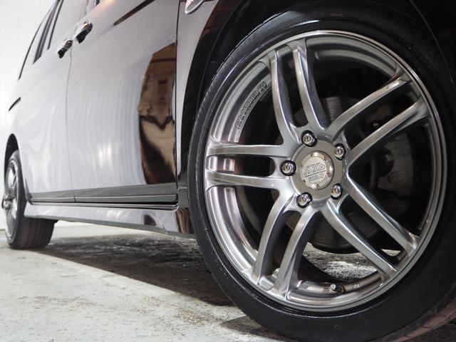 プラタナ Vセレクション 4WD 純正HDDナビ 地デジTV バックモニター エアロ ローダウン 17AW 両側パワースライドドア パワーバックドア 寒冷地仕様車1年間保証・走行距離無制限(3枚目)