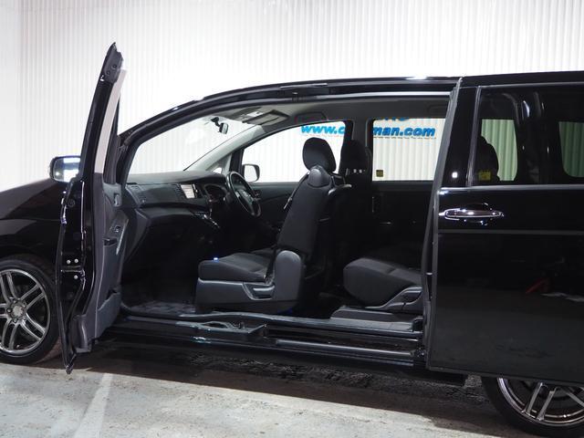 プラタナ Vセレクション 4WD 純正HDDナビ 地デジTV バックモニター エアロ ローダウン 17AW 両側パワースライドドア パワーバックドア 寒冷地仕様車1年間保証・走行距離無制限(11枚目)