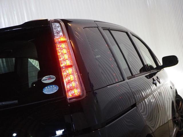 プラタナ Vセレクション 4WD 純正HDDナビ 地デジTV バックモニター エアロ ローダウン 17AW 両側パワースライドドア パワーバックドア 寒冷地仕様車1年間保証・走行距離無制限(19枚目)