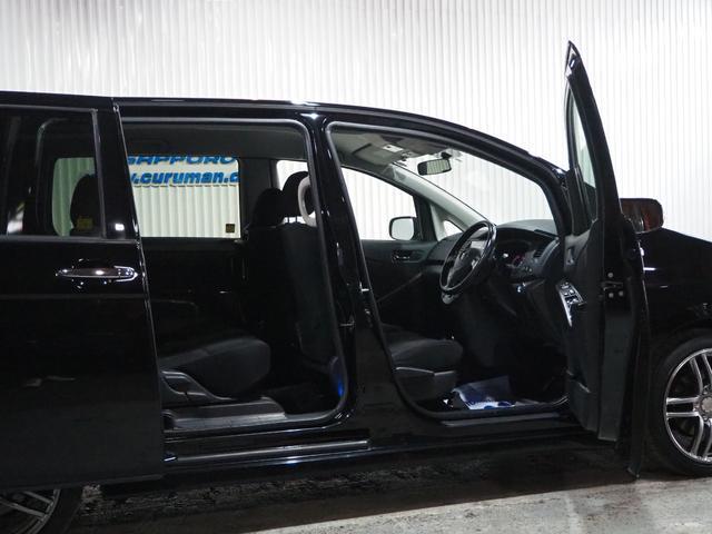 プラタナ Vセレクション 4WD 純正HDDナビ 地デジTV バックモニター エアロ ローダウン 17AW 両側パワースライドドア パワーバックドア 寒冷地仕様車1年間保証・走行距離無制限(22枚目)