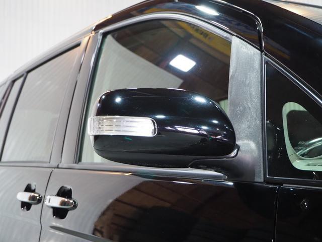 プラタナ Vセレクション 4WD 純正HDDナビ 地デジTV バックモニター エアロ ローダウン 17AW 両側パワースライドドア パワーバックドア 寒冷地仕様車1年間保証・走行距離無制限(23枚目)