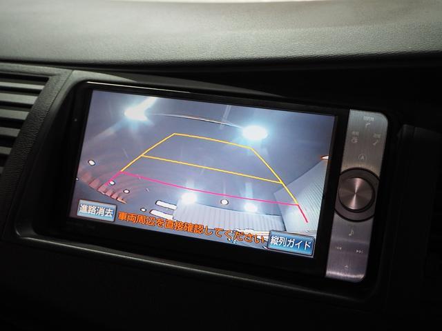プラタナ Vセレクション 4WD 純正HDDナビ 地デジTV バックモニター エアロ ローダウン 17AW 両側パワースライドドア パワーバックドア 寒冷地仕様車1年間保証・走行距離無制限(30枚目)