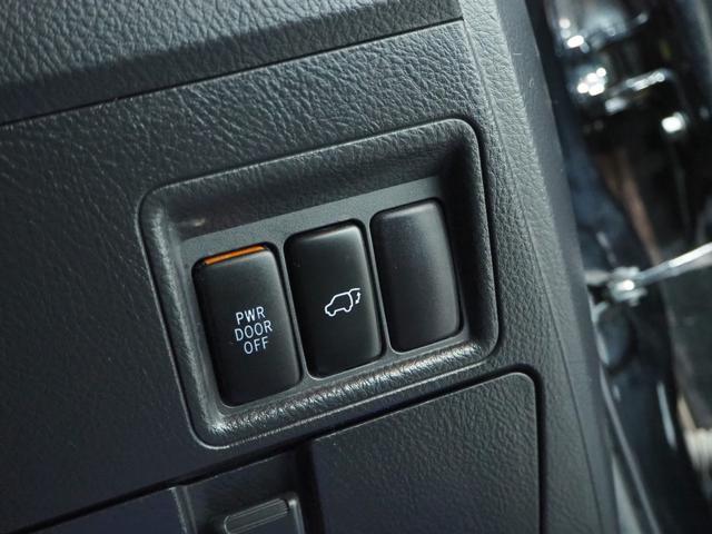プラタナ Vセレクション 4WD 純正HDDナビ 地デジTV バックモニター エアロ ローダウン 17AW 両側パワースライドドア パワーバックドア 寒冷地仕様車1年間保証・走行距離無制限(36枚目)