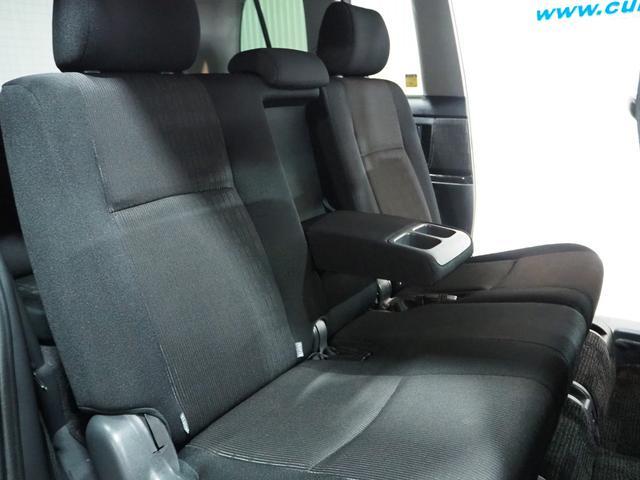 プラタナ Vセレクション 4WD 純正HDDナビ 地デジTV バックモニター エアロ ローダウン 17AW 両側パワースライドドア パワーバックドア 寒冷地仕様車1年間保証・走行距離無制限(43枚目)