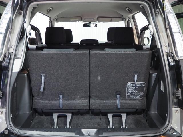 プラタナ Vセレクション 4WD 純正HDDナビ 地デジTV バックモニター エアロ ローダウン 17AW 両側パワースライドドア パワーバックドア 寒冷地仕様車1年間保証・走行距離無制限(46枚目)