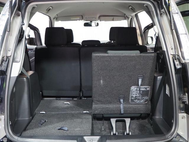 プラタナ Vセレクション 4WD 純正HDDナビ 地デジTV バックモニター エアロ ローダウン 17AW 両側パワースライドドア パワーバックドア 寒冷地仕様車1年間保証・走行距離無制限(47枚目)