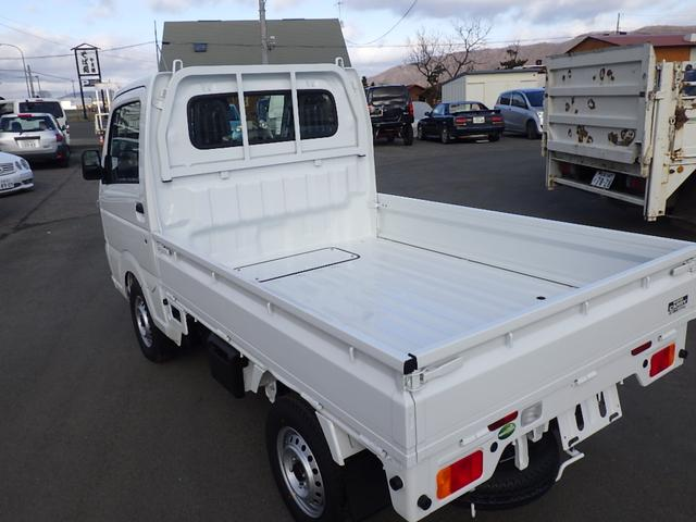KCパワステ スズキセフティサポート・スズキセフティサポート・エアコン・4WD・届出済未使用車(5枚目)