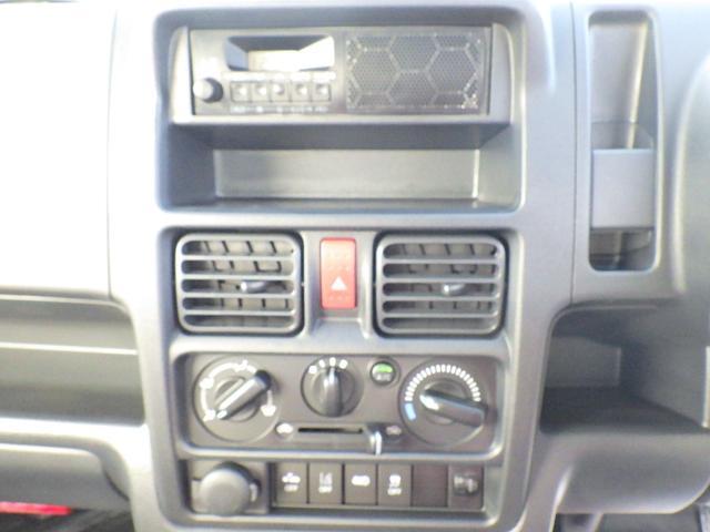 KCパワステ スズキセフティサポート・スズキセフティサポート・エアコン・4WD・届出済未使用車(8枚目)