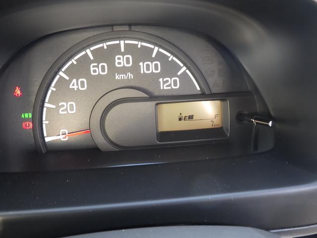KCパワステ スズキセフティサポート・スズキセフティサポート・エアコン・4WD・届出済未使用車(10枚目)