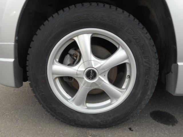 トヨタ RAV4 G 4WD 純正エアロ 純正ナビ HID ワンオーナー