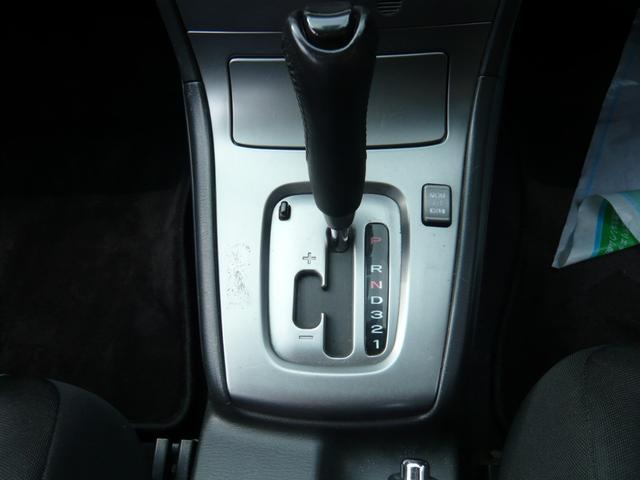 スバル インプレッサ WRX 4WD