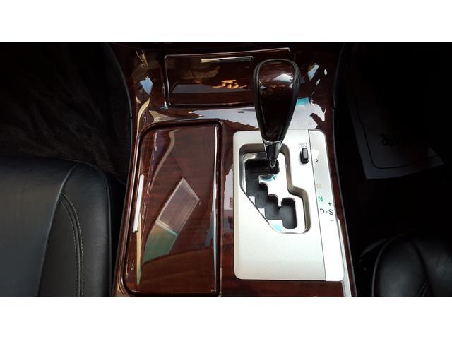 トヨタ クラウンマジェスタ Cタイプ Fパッケージ 19インチアルミ