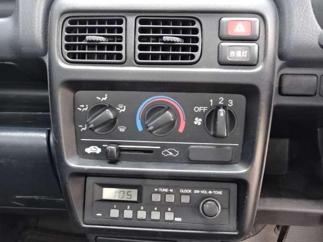 ホンダ アクティトラック SDX 4WD 防錆加工済 ラジオ付
