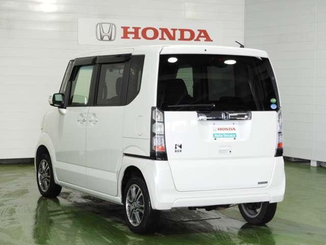 ホンダ N BOX G・Lパッケージ 4WD 防錆加工済