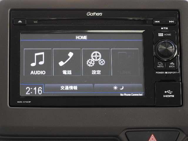 Gホンダセンシング サポカーS CD リアカメラ 4WD(2枚目)