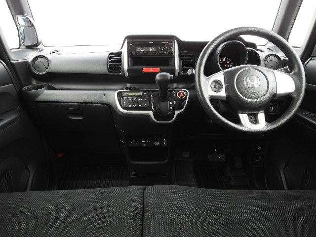 G・4WD Lパッケージ CD ETC 4WD 左側電動スライドドア シートヒーター リアシートスライド ETC スマートキー(8枚目)