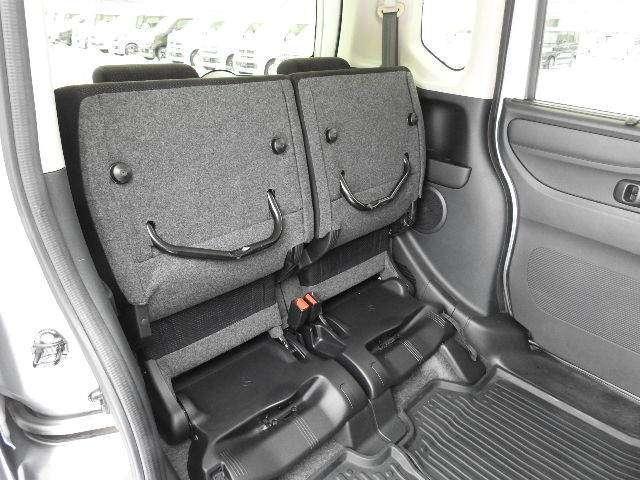 G・4WD Lパッケージ CD ETC 4WD 左側電動スライドドア シートヒーター リアシートスライド ETC スマートキー(15枚目)