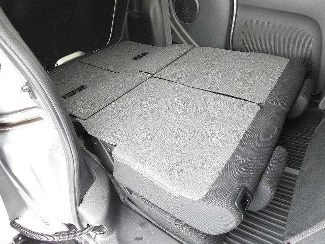 G・4WD Lパッケージ CD ETC 4WD 左側電動スライドドア シートヒーター リアシートスライド ETC スマートキー(16枚目)