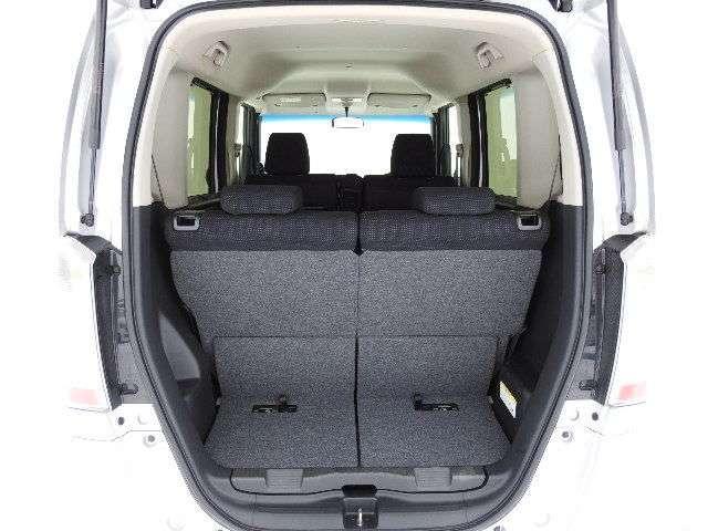 G・4WD Lパッケージ CD ETC 4WD 左側電動スライドドア シートヒーター リアシートスライド ETC スマートキー(17枚目)