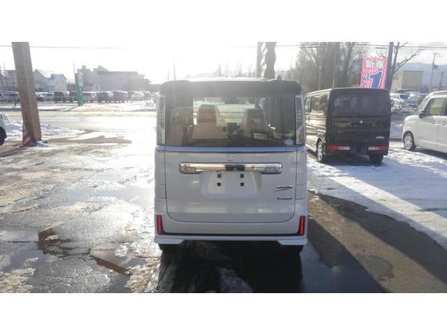 「スズキ」「スペーシアカスタム」「コンパクトカー」「北海道」の中古車3