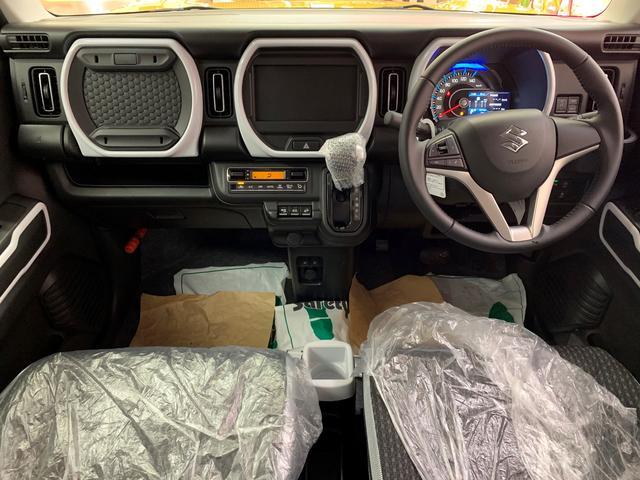 ハイブリッドX 4WD マイルドハイブリッド スズキセーフティサポート デュアルカメラブレーキ アイドリングストップ 15インチ純正アルミホイール LEDヘッドライト プッシュスタート シートヒーター(13枚目)