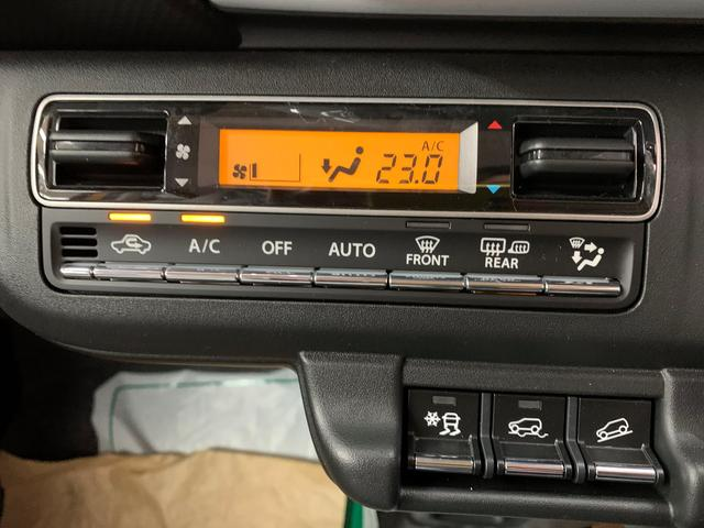 ハイブリッドX 4WD マイルドハイブリッド スズキセーフティサポート デュアルカメラブレーキ アイドリングストップ 15インチ純正アルミホイール LEDヘッドライト プッシュスタート シートヒーター(19枚目)