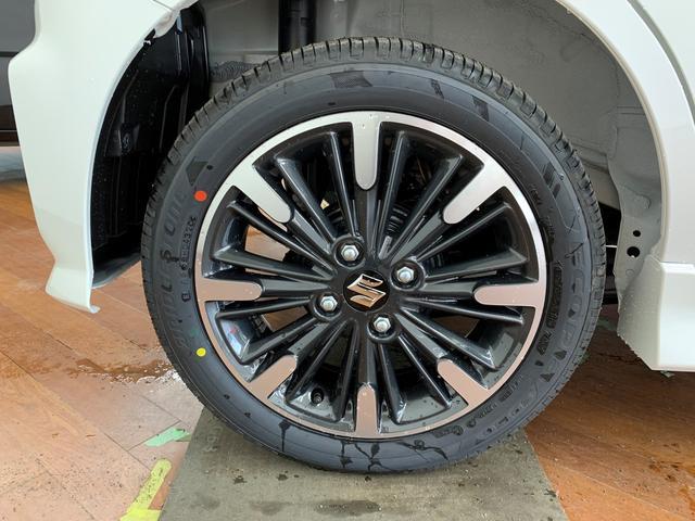 ハイブリッドXS 4WD 登録済み未使用車 スマートキー 両側パワースライド ABS 横滑り防止装置 シートヒーター 盗難防止装置 寒冷地仕様 アイドリングストップ(21枚目)