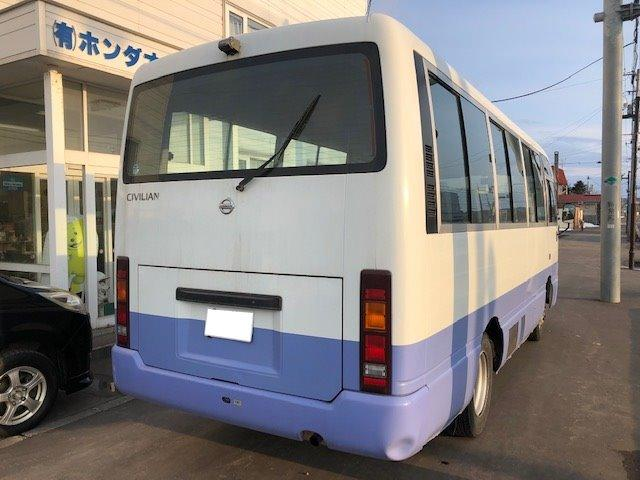 「日産」「シビリアンバス」「その他」「北海道」の中古車4