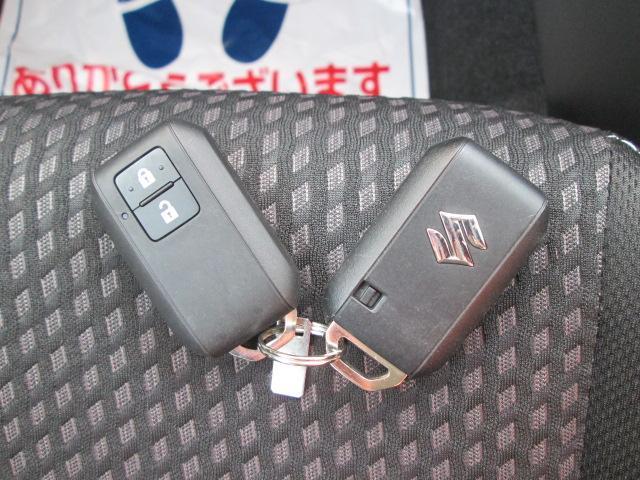 ボタンでドアの開け閉めができる電波式キーレスエントリー☆★☆