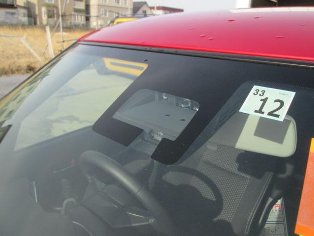 セーフティサポート装着車で、安全な運転をサポートします☆