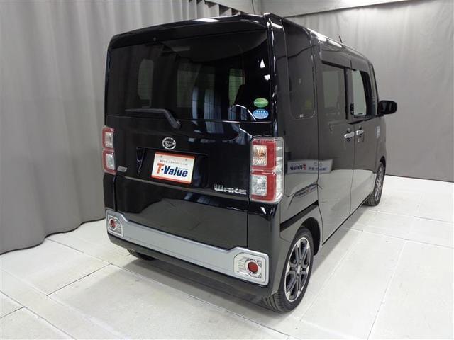 「ダイハツ」「ウェイク」「コンパクトカー」「北海道」の中古車4
