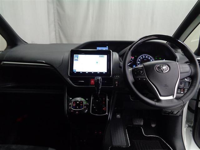 Gi プレミアムパッケージ ブラックテーラード 4WD フルセグ メモリーナビ DVD再生 バックカメラ 衝突被害軽減システム 両側電動スライド LEDヘッドランプ ウオークスルー 乗車定員7人 3列シート アイドリングストップ(7枚目)