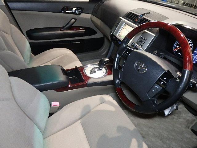 トヨタ マークX 250G Four Lパッケージ