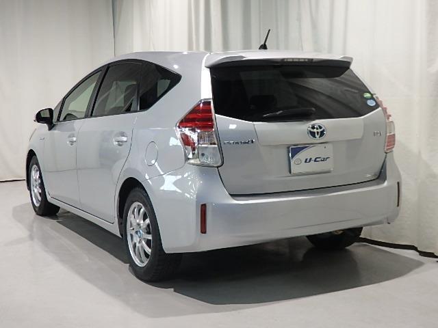 トヨタ プリウスアルファ S TVHV