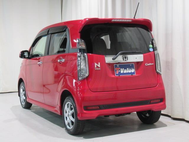 「ホンダ」「N-WGNカスタム」「コンパクトカー」「北海道」の中古車8