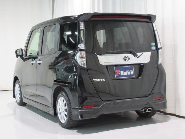 「トヨタ」「タンク」「ミニバン・ワンボックス」「北海道」の中古車9
