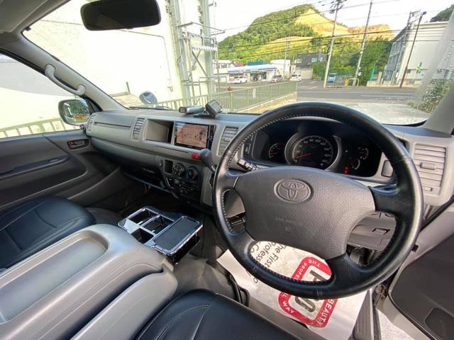 SロングDX 8ナンバー7人乗り 車中泊仕様(9枚目)