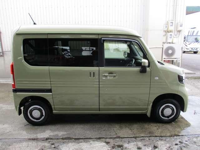 「ホンダ」「N-VAN+スタイル」「軽自動車」「北海道」の中古車3