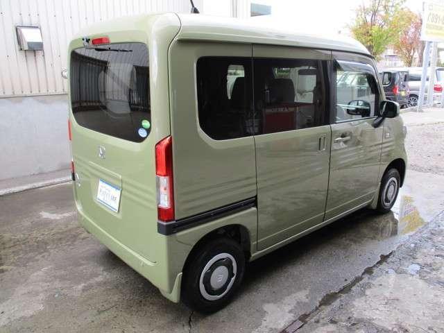 「ホンダ」「N-VAN+スタイル」「軽自動車」「北海道」の中古車4